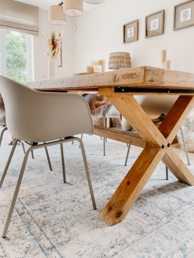Homestyling, Interior, Country Concept, Luxemburg, Deko, Dekoration, clean, scandinavian, deco, Tisch, Holz